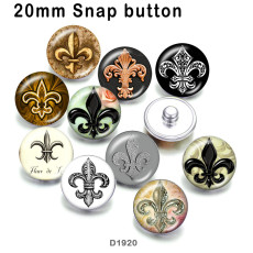 10pcs/lot Anchor glass picture printing products of various sizes  Fridge magnet cabochon