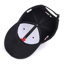 ゴルフ野球帽ポロメンズとレディースのサンハットフィット18mmスナップボタンベージュ