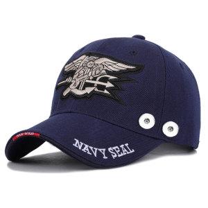 SEALs Бейсболка Summer Sun Hat Солнцезащитный крем на кнопке 18 мм бежевый