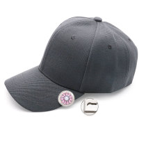 Button cover Fit snaps chunks Hat clip