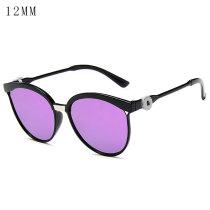 Schnappbrille Schnappsonnenbrille mit 2 Knöpfen für 12-mm-Schnappverschlüsse