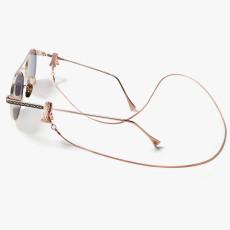 Schutzmaske Lanyard, Metall Lanyard, Brillenclip, Herzmuschelkette, Schlangenkette, Brillen Lanyard, Schlangenknochenclip