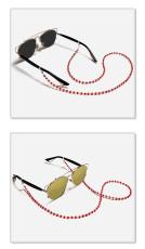 Perlen Brille Seil Sonnenbrille Lanyard Brille Lanyard