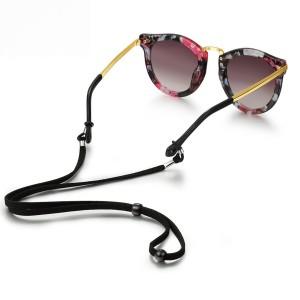 Очки веревка с защитой от потери веревка замшевая ткань шнурок для очков спортивные регулируемые цепочки для очков многоцветный