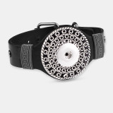 20CM 1 Knöpfe Leder neuer Typ Zubehör Armband passen 20mm Druckknöpfe