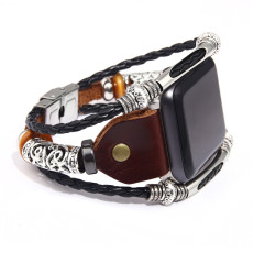 42 / 44MM iwatch Armband Leder Apple Watch Armband Smart Watch Zubehör
