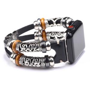 38 / 40MM iwatch correa de cuero apple watch pulsera smart watch accesorios