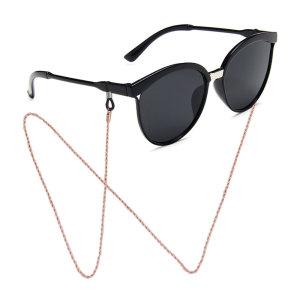 Cadena de gafas de acero inoxidable 80CM