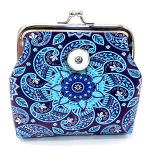 小銭入れをスナップ収納バッグは18mmのチャンクにフィット