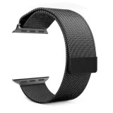 42/44MM Applicable iwatch 123456 generation Apple stainless steel strap apple watch magnetic strap fit 18mm chunks