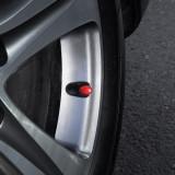 4個/ロットダイヤモンドバルブキャップ、クリエイティブな改造車用タイヤキャップ、ダイヤモンドバルブコアキャップ
