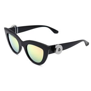 Accesorios para gafas Anillo elástico Colgante de astilla a presión Ajuste con broches de 18 y 20 MM Joyería de estilo