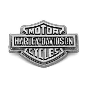 Bouton pression plaqué argent 20 MM pour voiture Harley