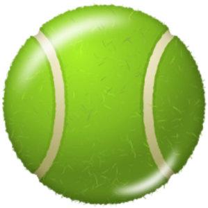 20MM L Liebe Tennis Druck Glas Druckknöpfe