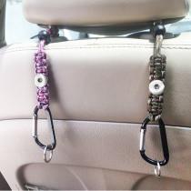 Schlüsselbund Multifunktionshaken Car Bag Haken passen 18 & 20MM Druckknopfschmuck