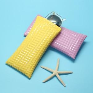 18 * 9 см сумка для солнцезащитных очков из искусственной кожи с пулевым ртом портативная водонепроницаемая сумка для хранения очков