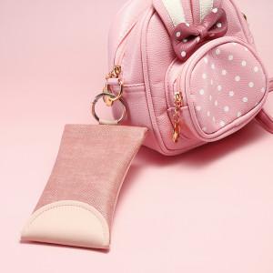 Сумка для солнцезащитных очков из кожи пули со змеиным рисунком, модная сумка для очков с пресбиопией