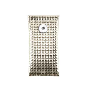 18 * 9 см сумка для солнцезащитных очков из искусственной кожи с пулевым ртом портативная водонепроницаемая сумка для очков для хранения подходят 18 и 20 мм защелкивающиеся ювелирные изделия