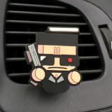 Car air outlet perfume clip creative cartoon Avengers air outlet perfume clip white air outlet fragrance