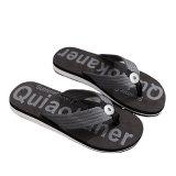 2 botones Flip-flops zapatillas personalidad casual tendencia al aire libre zapatos de playa fit18 y 20MM broches de presión joyería