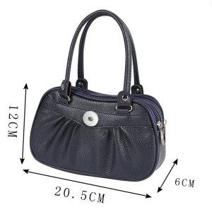 Copiez le sac à main à glissière de mode sortir le porte-monnaie de téléphone portable fit des morceaux de 18 mm