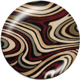 Painted metal Painted metal 20mm snap buttons  snap buttons  Pattern   Print