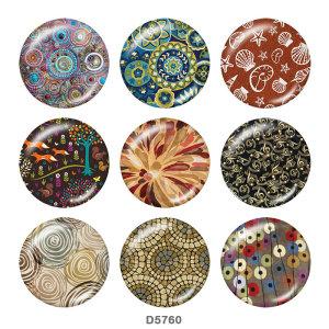 Окрашенный металл Окрашенный металл Кнопки с кнопками 20 мм Кнопки с рисунком Принт