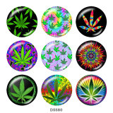 Painted metal Painted metal 20mm snap buttons  snap buttons  Pattern  color  Print
