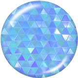 Druckknöpfe aus lackiertem Metall 20mm Farbmuster Druck