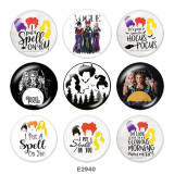 Painted metal 20mm snap buttons   Vocue  Print