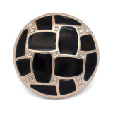 20MM Design Metall Druckknopf vergoldeter Druckknopf