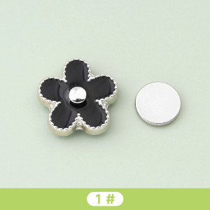 Anti-glare buckle, magnet button, mother-of-pearl button, concealed button, nail-free, sewing-free shirt decoration, detachable adjustment button