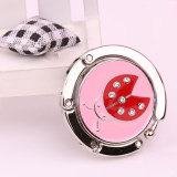 Ladybug Oil Drops with Rhinestones painting oil bag hook can be externally hanging decorative bag hanging