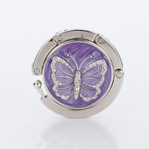 Schmetterling Malerei Ölbeutel Haken kann von außen hängende dekorative Tasche hängen