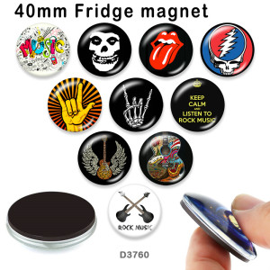 10pcs/lot  Keep Calm  glass  picture printing products of various sizes  Fridge magnet cabochon