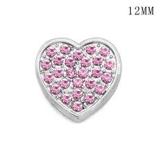 Love chef hat 12MM snap plaqué argent snaps bijoux interchangeables