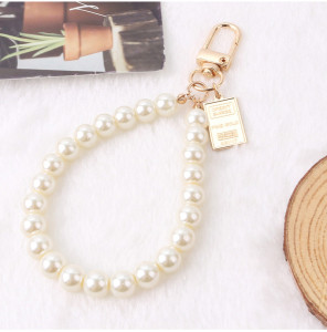 Retro quadratische runde Münze Perle doppelseitiger Brief Kartenanhänger DIY Münze Handyhülle Tasche Anhänger Schlüsselanhänger