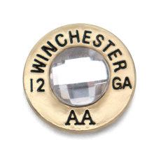 Bala de cáscara de metal de 20MM Hoja de metal DIY WINCHESTER 12 20 28 GA