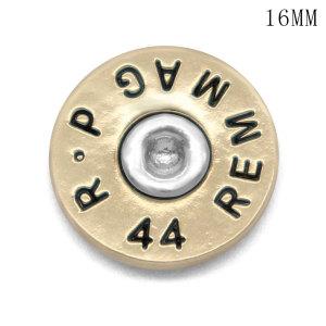 16MM Metallkugelschale DIY Blech WINCHESTER 45 AUTO 38 SPL