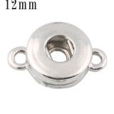 snap Argent doré or rose Pendentif fit 12MM snaps style bijoux