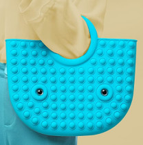 New Rodent Pioneer Fashion Silikon-Handtasche