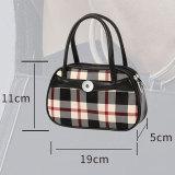 Le sac à main à glissière de mode sort le porte-monnaie de téléphone portable fit des morceaux de 18 mm