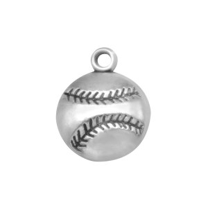 2CM Alloy Pendant Team Baseball Ball Sports Flag army mother Necklace Bracelet Accessories