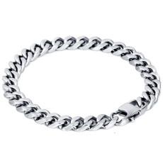 Domineering highlights personality wearing bracelets men's fashion stainless steel bracelet
