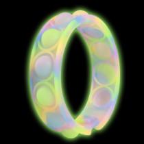 ルミナス齧歯類パイオニアバブルブレスレットパズル減圧指シリコンブレスレットおもちゃの時計バンド