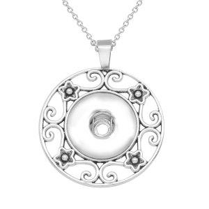 Рождественский цветок любовь ангел крест ожерелье 80 см цепочка серебряная подходят 20 мм куски защелки ювелирные изделия