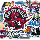 32 non répétitif ballon de basket logo baskets graffiti autocollants trolley étui voyage skateboard guitare étanche