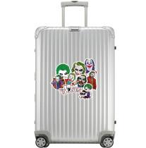 50 шт. Чемодан Джокер багажная тележка наклейки водонепроницаемые съемные наклейки с граффити