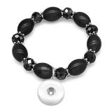 1 Knöpfe Mit Schnappkristall Elastizität Armband fit18 & 20MM Schnappverschlüsse Schmuck