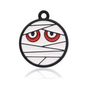 2 см сплав Хэллоуин кулон ожерелье браслет аксессуары